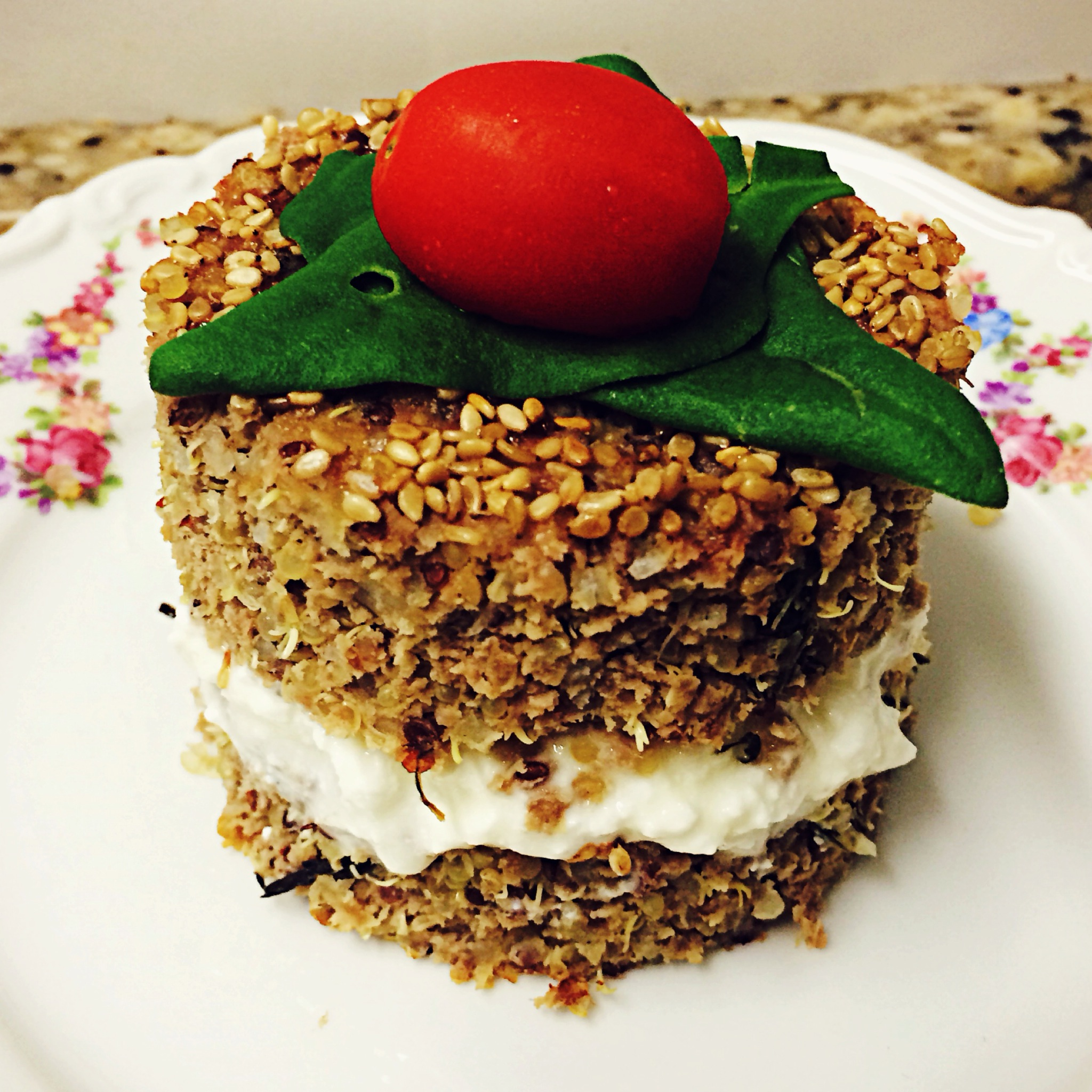 Receita de Kibe de Quinoa da Nanda Carneiro 2