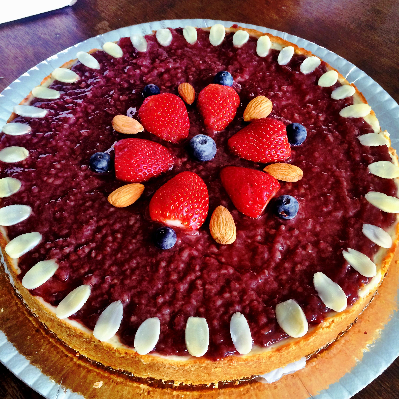 Receita de Cheesecake Diet da FitChef Nanda Carneiro 12