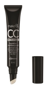 R$ 44,99. Make B. CC Eye Cream 8 em 1 – corretivo multifuncional