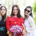 Aline Sanromã, Faby Damasceno e Vanessa Vasconcelos