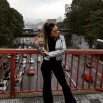 Gravando pelas ruas de São Paulo!