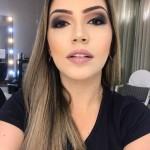 Na manhã de terça, fui ao Oliver Salon, em Brasília! Já viajei maquiada pela Bruna Gomes!