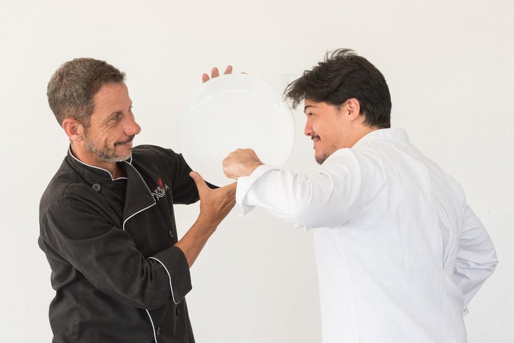 Marcelo Mello e Mateus TakanoCredito_Telmo Ximenes