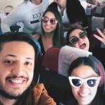 Team no Minas Trend! Uira Godoy, Raissa Fernandes, Rafa Rabelos, Vanessa Vasconcelos, Patrícia Mirza, Valéria Lessa.
