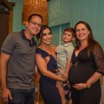 Minha família amada! Famlília Marinho!