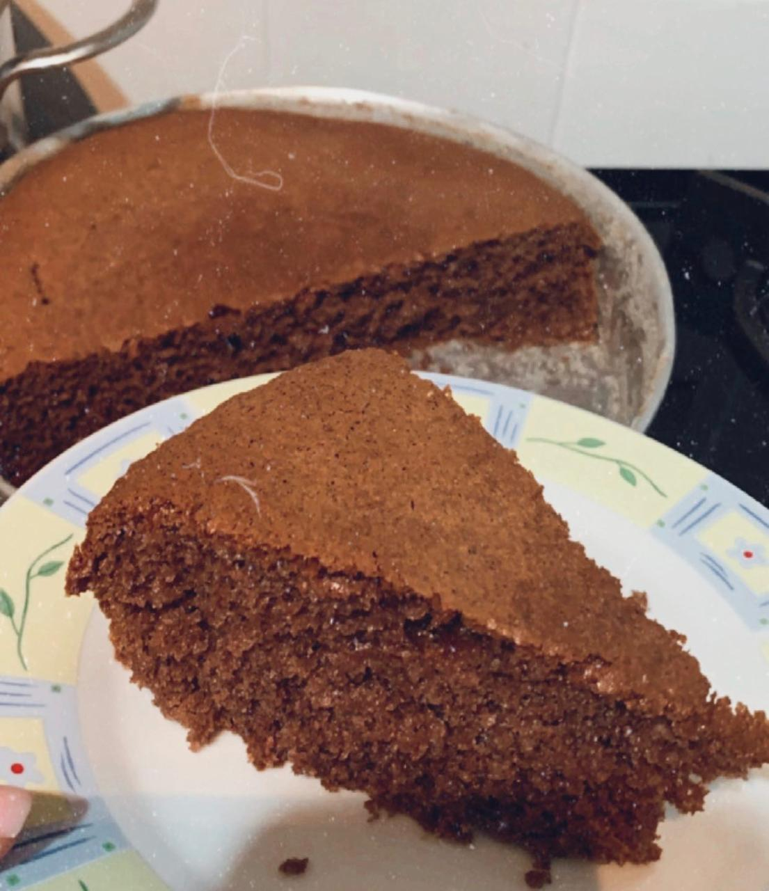 Bolo de Chocolate da Vanzinha 4