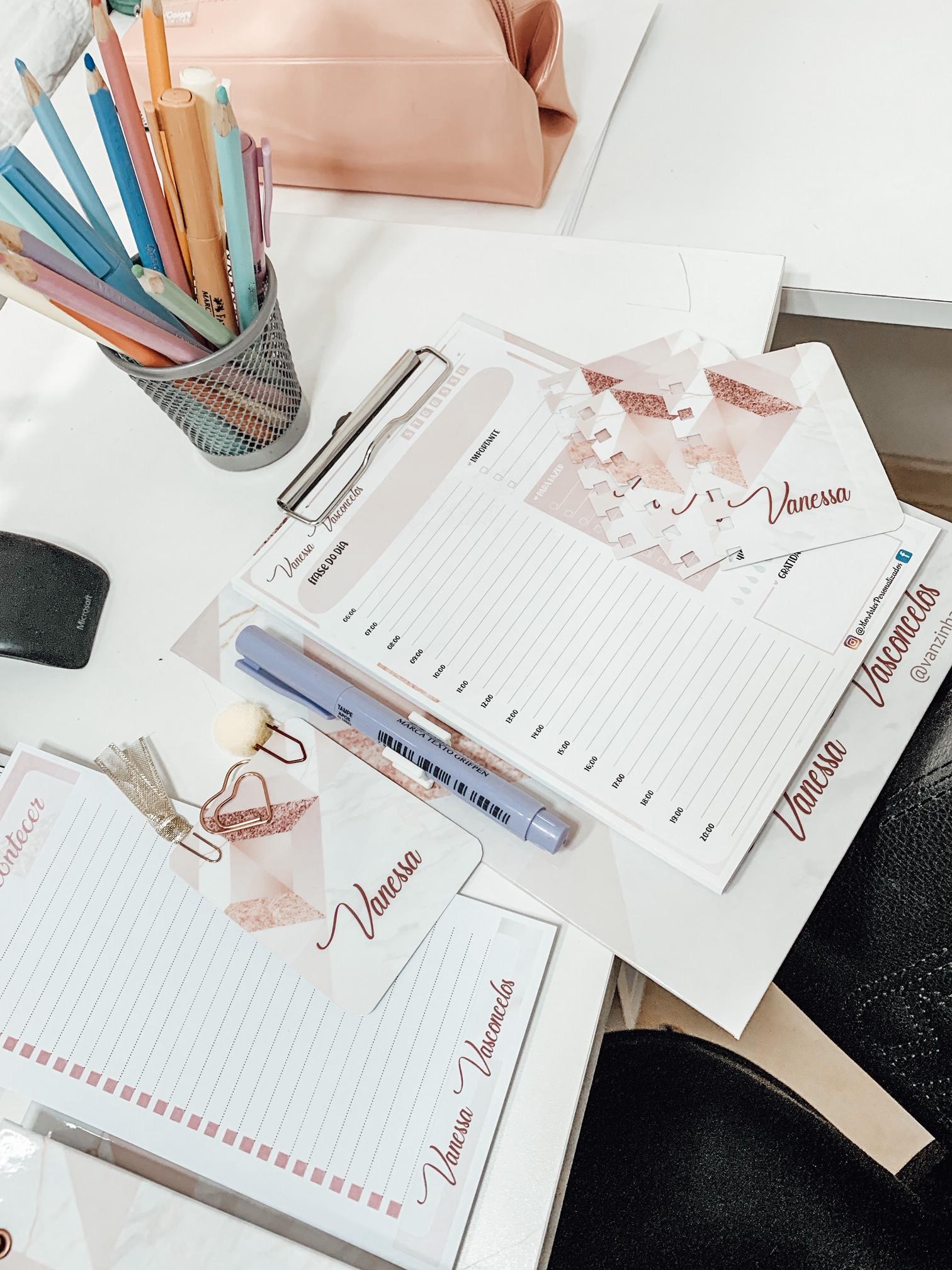 Morartes aposta em Planners e papelaria personalizados 4